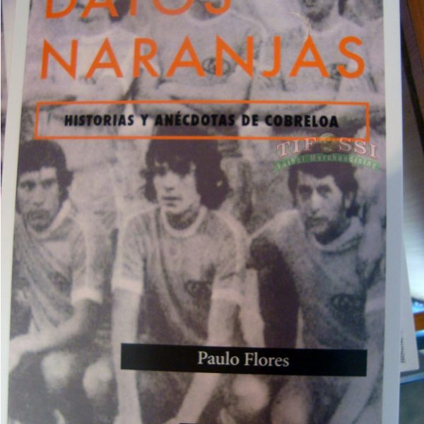 Libro Datos Naranjas