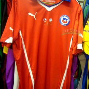 Camisetas Chile 2015 + estampado a5d383c8851d6