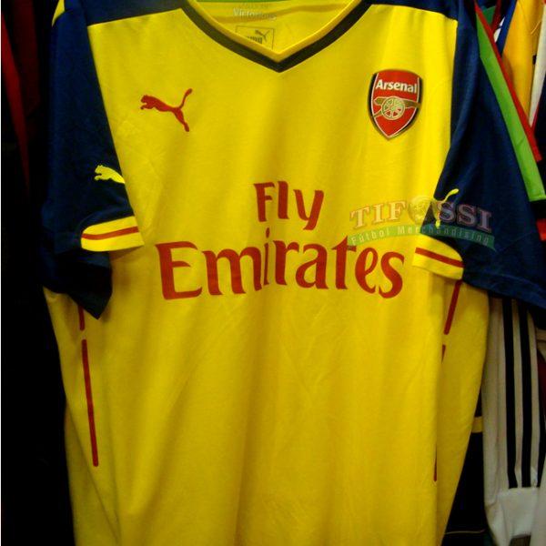 Arsenal Amarilla