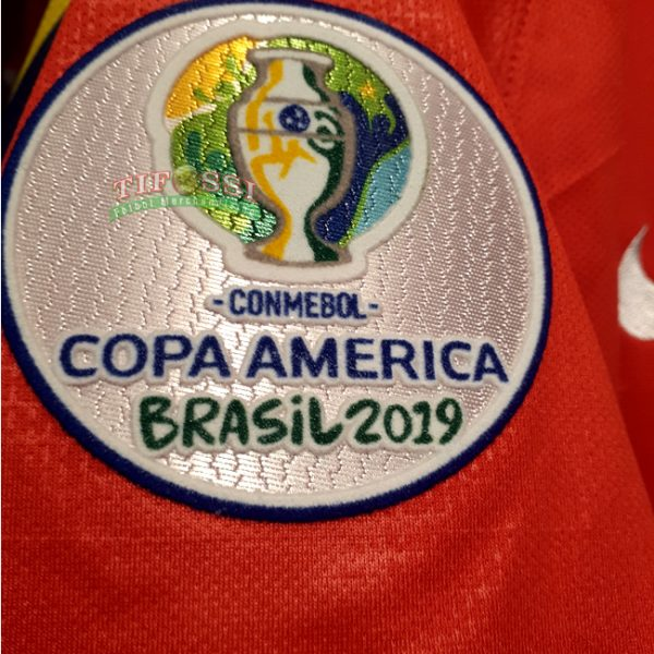 Parche Copa America 2019