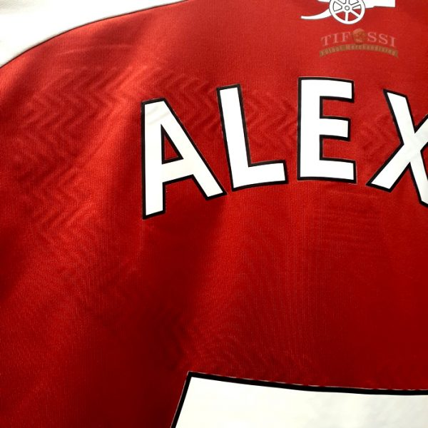 Arsenal Oficial Alexis