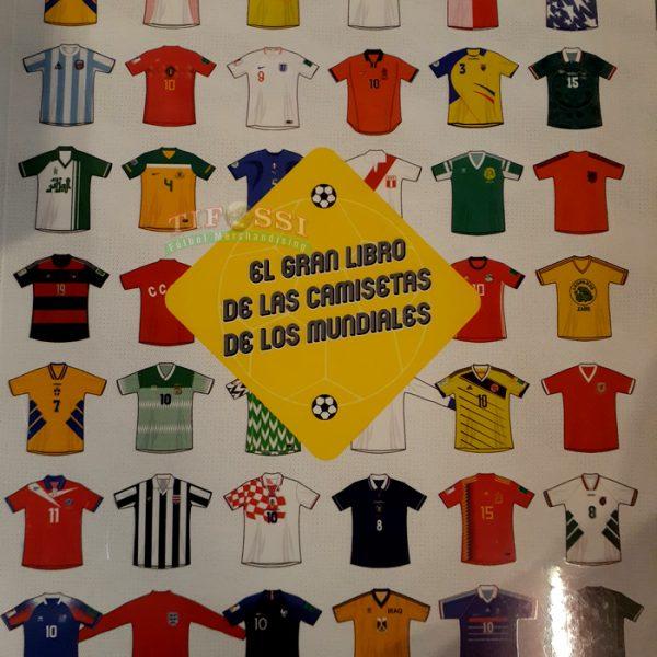 Libro Camisetas Mundiales